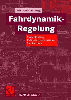 Fahrdynamik-Regelung von Isermann,  Rolf