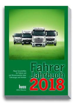 Fahrer-Jahrbuch 2018 von Redaktion Transport, Vogel,  Uwe