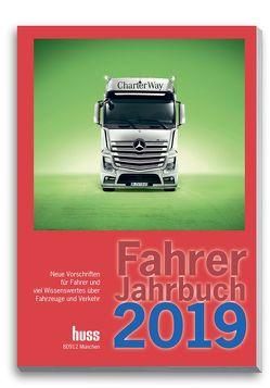 Fahrer-Jahrbuch 2019 von Redaktion Transport, Vogel,  Uwe