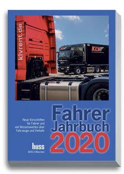 Fahrer-Jahrbuch 2020 von Redaktion Transport, Vogel,  Uwe