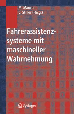 Fahrerassistenzsysteme mit maschineller Wahrnehmung von Mäurer,  Markus, Stiller,  Christoph