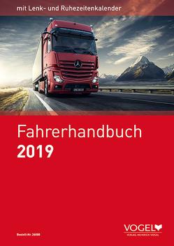 Fahrerhandbuch 2019