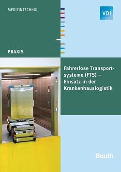 Fahrerlose Transportsysteme (FTS) – Buch mit E-Book