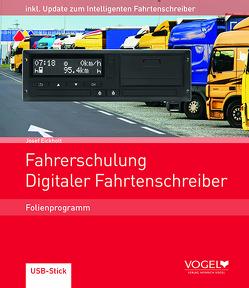 Fahrerschulung Digitaler Fahrtenschreiber von Eickholt,  Josef