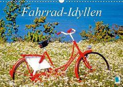 Fahrrad-Idyllen (Wandkalender 2019 DIN A3 quer) von CALVENDO,  k.A.