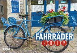 Fahrräder 2019 – Broschürenkalender – Wandkalender – mit Schulferienterminen – Format 42 x 29 cm von DUMONT Kalenderverlag, Fotografen,  verschiedenen