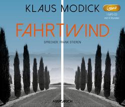 Fahrtwind von Modick,  Klaus, Stieren,  Frank