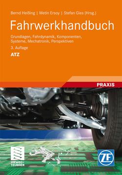 Fahrwerkhandbuch von Ersoy,  Metin, Gies,  Stefan, Heißing,  Bernhard
