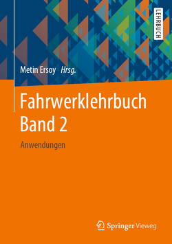 Fahrwerklehrbuch Band 2 von Ersoy,  Metin