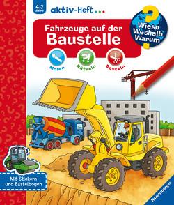 Fahrzeuge auf der Baustelle von Coenen,  Sebastian