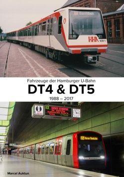 Fahrzeuge der Hamburger U-Bahn: DT4 & DT5 von Auktun,  Marcel