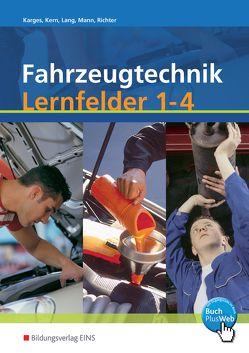 Fahrzeugtechnik von Karges,  Torben, Kern,  Georg, Lang,  Norbert, Mann,  Georg, Richter,  Tim