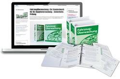 Fahrzeugüberwachung inkl. online-Nutzung von Puls,  Philip, Rebler,  Dr. Adolf