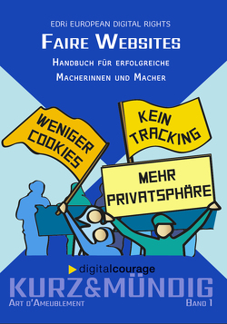 Faire Websites von Fischer,  Claudia, Pietsch,  Christian, Schüttkus,  Meike, Wienold,  Isabel