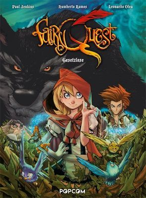 Fairy Quest 01 von Jenkins,  Paul, Ramos,  Humberto