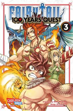 Fairy Tail – 100 Years Quest 3 von Christiansen,  Lasse Christian, Mashima,  Hiro, Ueda,  Atsuo