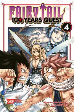 Fairy Tail – 100 Years Quest 4 von Christiansen,  Lasse Christian, Mashima,  Hiro, Ueda,  Atsuo