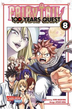 Fairy Tail – 100 Years Quest 8 von Christiansen,  Lasse Christian, Mashima,  Hiro, Ueda,  Atsuo