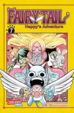 Fairy Tail – Happy's Adventure 7 von Christiansen,  Lasse Christian, Mashima,  Hiro, Sakamoto,  Kenshiro