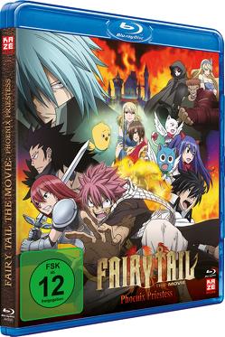 Fairy Tail: Phoenix Priestess (Movie 1) – Blu-Ray von Ishihira,  Shinji
