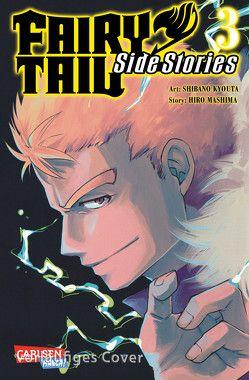 Fairy Tail Side Stories 3 von Mashima,  Hiro, Shibano,  Kyota, Steggewentz,  Luise
