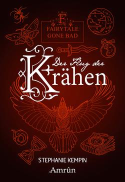 Fairytale gone Bad 2: Der Flug der Krähen von Harich,  Michaela, Kempin,  Stephanie