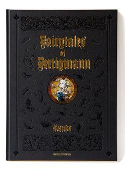 »Fairytales of Fertigman« von Geschewski,  Rando