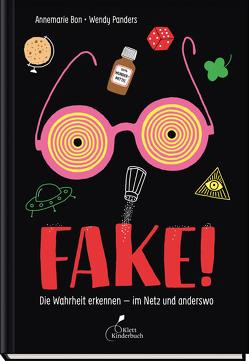 Fake! von Bon,  Annemarie, Kluitmann,  Andrea, Panders,  Wendy