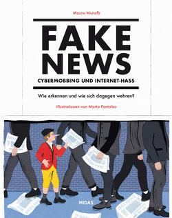 Fake News – Cybermobbing – Internet-Hass von Munafò,  Mauro, Pantaleo,  Marta