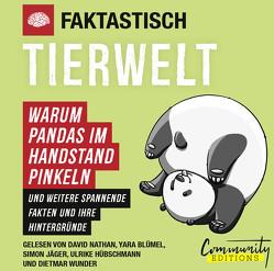 Faktastisch – Tierwelt von Blümel,  Yara, Faktastisch, Hübschmann,  Ulrike, Jäger,  Simon, Nathan,  David, Wunder,  Dietmar