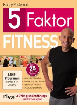 Faktor 5 Fitness von Pasternak,  Harley