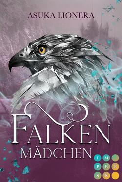 Falkenmädchen (Divinitas 1) von Lionera,  Asuka