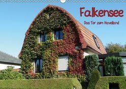 Falkensee – Das Tor zum Havelland (Wandkalender 2019 DIN A3 quer) von Hoffmann,  Björn