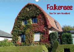 Falkensee – Das Tor zum Havelland (Wandkalender 2020 DIN A3 quer) von Hoffmann,  Björn