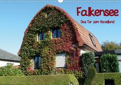 Falkensee – Das Tor zum Havelland (Wandkalender 2021 DIN A3 quer) von Hoffmann,  Björn
