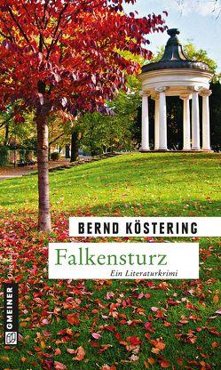 Falkensturz von Köstering,  Bernd