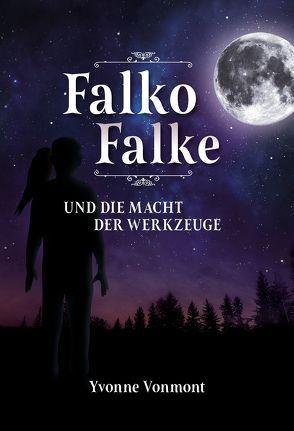 Falko Falke von ViCON,  Verlag, Vonmont,  Yvonne