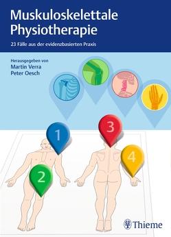 Fallbuch muskuloskelettale Physiotherapie von Oesch,  Peter, Verra,  Martin