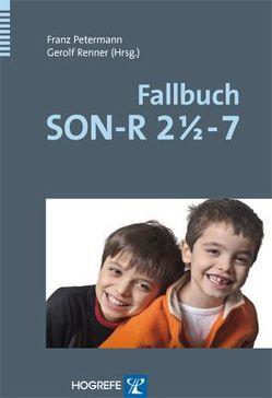 Fallbuch SON-R 2½-7 von Petermann,  Franz, Renner,  Gerolf