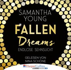 Fallen Dreams – Endlose Sehnsucht von Schoene,  Nina, Uplegger,  Sybille, Young,  Samantha