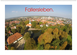 Fallersleben. (Wandkalender 2020 DIN A2 quer) von L. Heinrich,  Jens