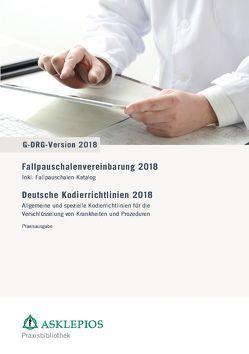 Fallpauschalen-Vereinbarung 2018/Deutsche Kodierrichtlinien 2018