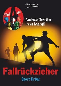 Fallrückzieher Fünf Asse von Kehr,  Karoline, Margil,  Irene, Schlüter,  Andreas