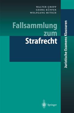 Fallsammlung zum Strafrecht von Gropp,  Walter, Küpper,  Georg, Mitsch,  Wolfgang