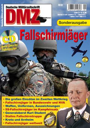 Fallschirmjäger mit Gratis-CD