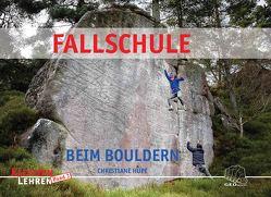 Fallschule beim Bouldern von Hupe,  Christiane