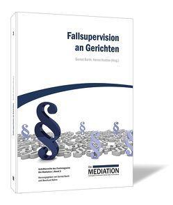 Fallsupervision an Gerichten von Barth,  Gernot, Krabbe,  Heiner
