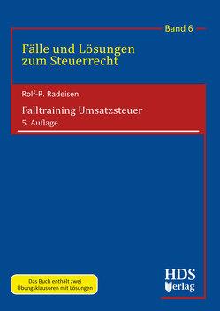 Falltraining Umsatzsteuer von Radeisen,  Rolf-Rüdiger