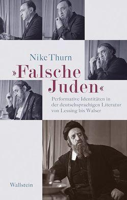 'Falsche Juden' von Thurn,  Nike