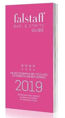 falstaff Bar & Spirits-Guide Deutschland 2019 von Hacker,  Herbert, Rosam,  Wolfgang M., Teuner,  Christoph